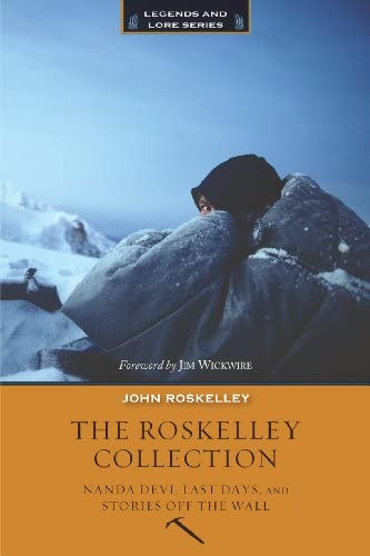The Roskelley Collection Stories Off the Wall Nanda Devi and Last Days Legends and Lore product image
