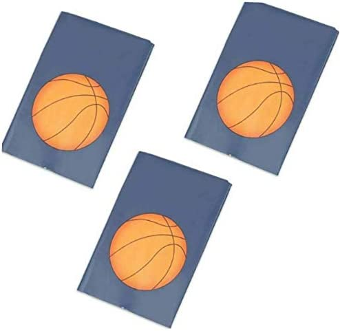 3 Directly managed store Pcs Plastic Tablecloth Table Cover x Basketball 108