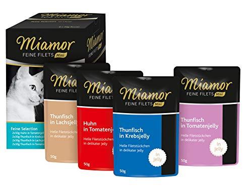 Rinti Feine Filets Mini Multibox Selection, 4er Pack (4 x 400 g)