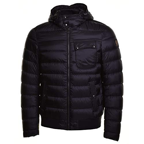 Belstaff stromlinien Gesteppte Jacke schwarz UK 38 - Medium