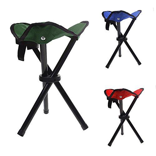 NICEJW Chaise De Pêche, Chaise Pliante Portable...