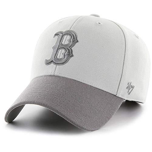'47 Brand Adjustable Cap - MVP Boston Red Sox Grey
