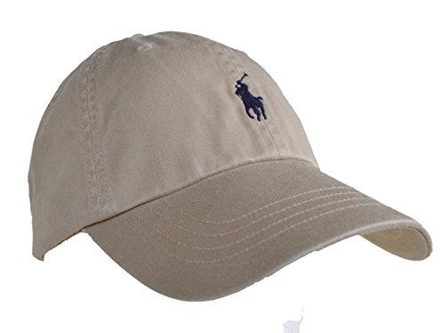 Ralph Lauren Classic Sport Cap Khaki Sand One Size