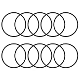 sourcing map 10 Stücke O-Ringe Nitrilkautschuk, 100mm OD, 3.5mm Breite, rundes Siegel Dichtung DE de