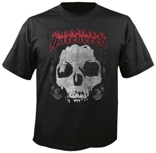 HATEBREED - Driven Black - T-Shirt Größe XL