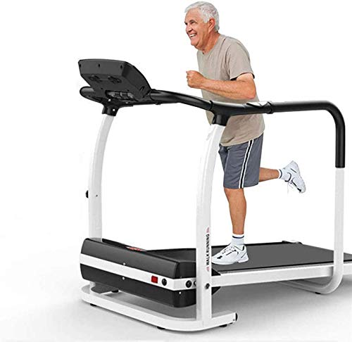Cinta de correr Plegable, Cinta de correr eléctrica Máquina para caminar multifuncional...