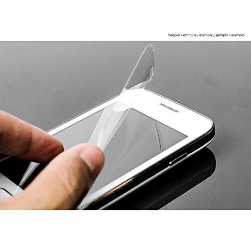 disGuard RY033108 kristallklar hartbeschichtet Displayschutzfolie für Huawei Ascend D Quad XL (2-er Pack) - 4