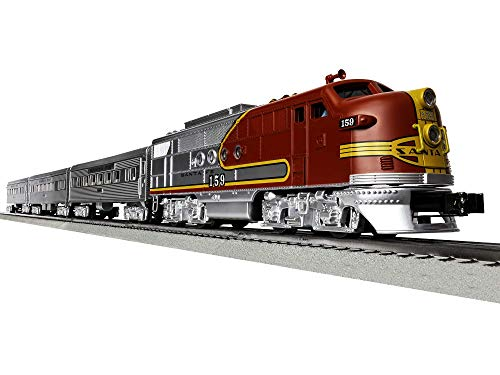 Lionel Santa Fe Super Chief...