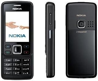 هاتف 6300 من نوكيا، لون احمر فضي - هاتف أصلي 100% من نوكيا