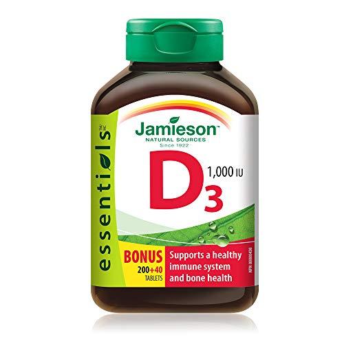 Jamieson Vitamin D3 1,000 IU