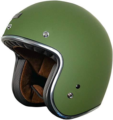 Origine Helmets 'origine Primo Green Army, verde, talla S