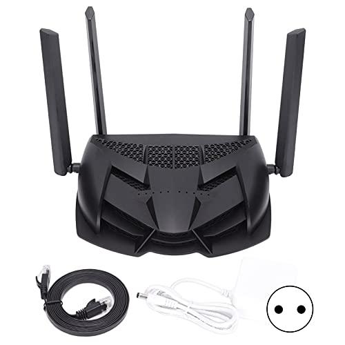 Routeur WiFi de Jeu, Routeur WiFi Mobile, Mini Routeur sans Fil, Large Couverture de Signal, Transmission Rapide,...