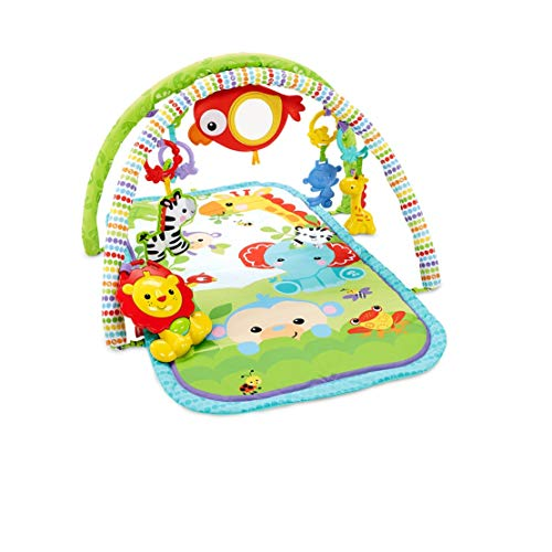 Fisher Price 3 In 1 Musical Rainforest Infant Activity Gym CHP85