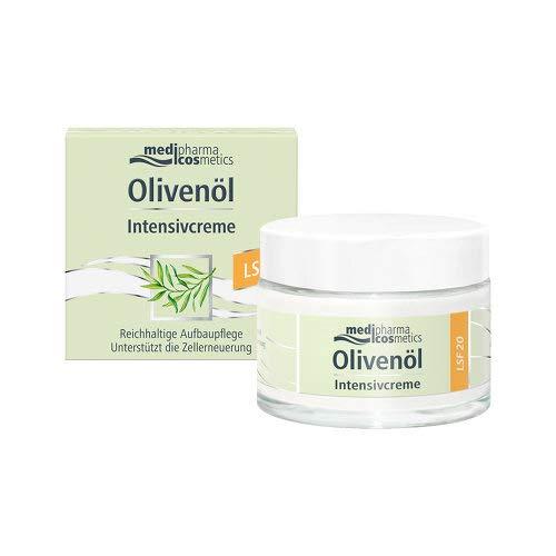 Medipharma Cosmetics Olivenöl Intensivcreme Lsf 20, 1er Pack(1 X 1 Stück)
