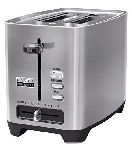 Bella Pro Series 2 slice toaster (Stainless steel)