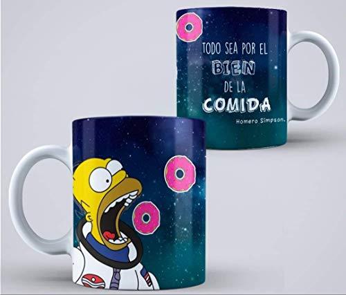 adaysusdetalles Los Simpson,Regalo Amigo Invisible,cumpleaños