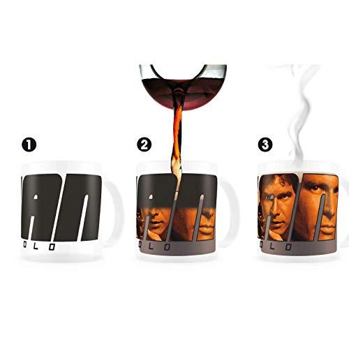 SD Toys – Mug Thermo Star Wars – Han Solo – 8435450201219