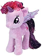 TY - My Little Pony Twilight Sparkle, peluche 15 cm (United Labels Ibérica 41004TY)
