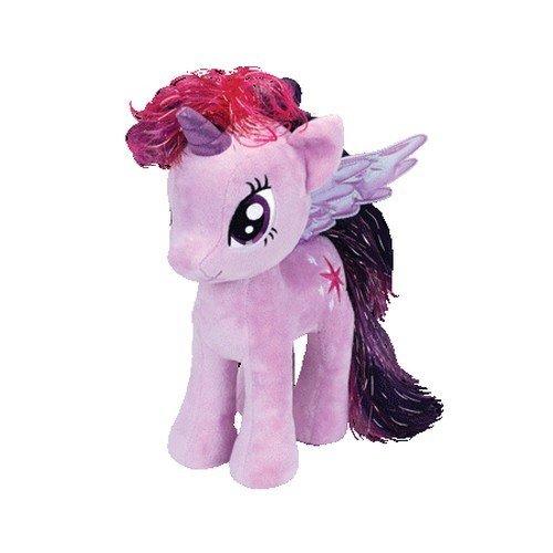 Peluche TWILIGHT SPARKLE 18cm da MY LITTLE PONY Mio Mini Pony UFFICIALE Ty