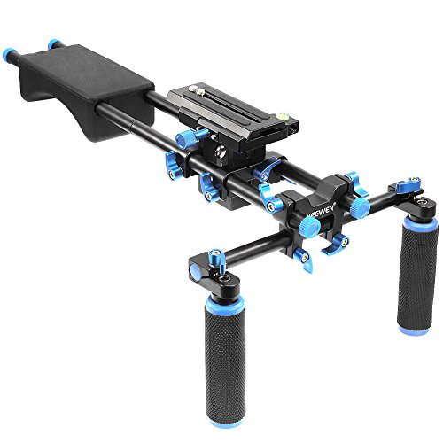 Neewer Portable FilmMaker System With Camera/Camcorder Mount Slider