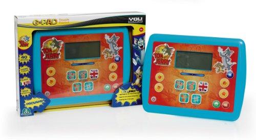 Giochi Preziosi gpz18181 Tablette Gpad – Tom and Jerry