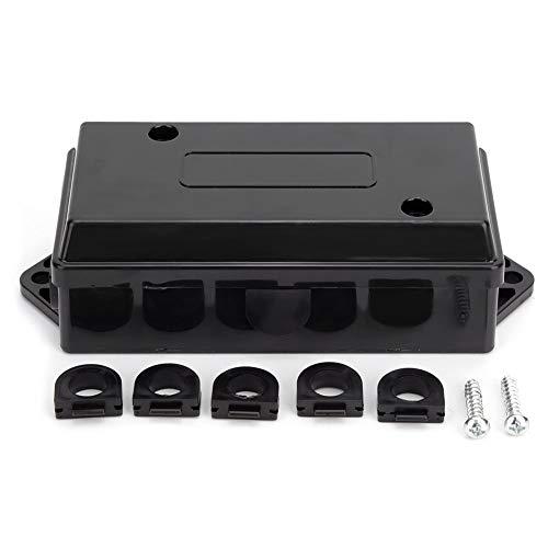 Vattentät kopplingsbox, Gang Junction Box Trailer Cables Power Connectors Trailer Wiring ABS Made