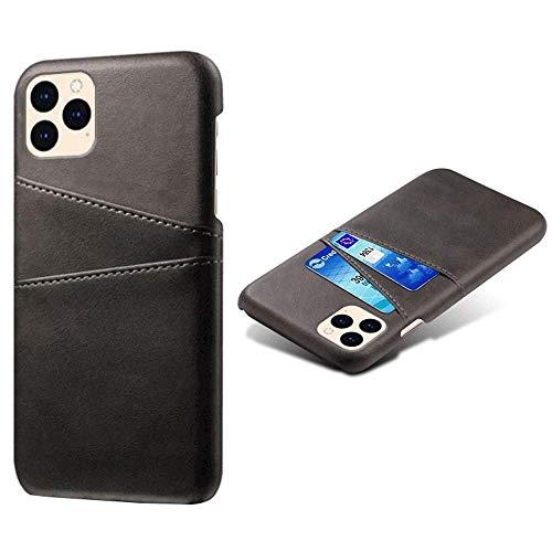 KSQ - Funda con ranura para tarjeta para iPhone 12 Mini