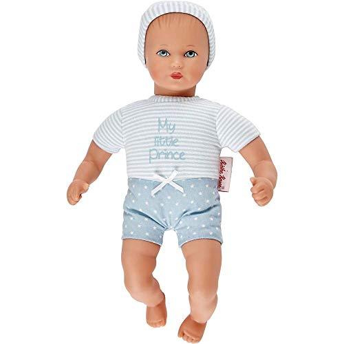 Käthe Kruse 0136827 Mini Bambina Prince, blau