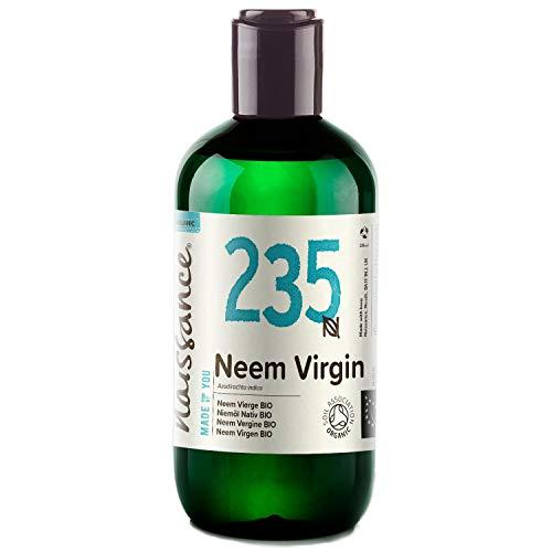 Naissance Neemöl/Niemöl nativ (Nr. 235) 250ml BIO zertifiziert 100% rein