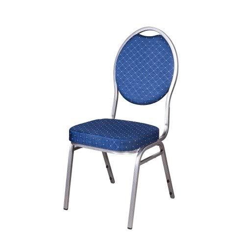 4er Set Stühle blau Stuhl Stapelstuhl Stapelstühle Bankettstühle bankettstuhl stapelbar Konferenzstuhl Seminarstühle Bankettstühle Wartezimmerstuhl Wartezimmerstühle Konferenzstühle