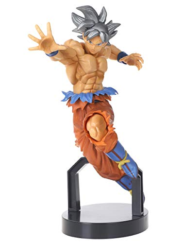 KeySmart Dragon Ball Ultra Instinct Figur von Son Goku aus PVC