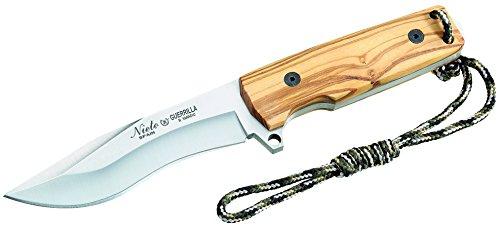 Nieto Messer Gürtel Guerrilla Couteau de Ceinture. Mixte, Multicolore, Taille Unique