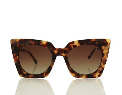 VYE Eyewear Sunglasses OnPoint-01 Style Brown Tort …