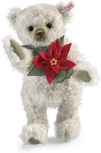 garantía de crédito Poinsettia Teddy Bear by Steiff Steiff Steiff  precios mas baratos