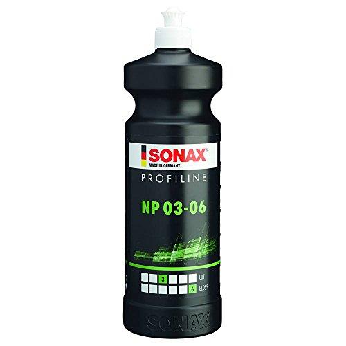 SONAX 02083000 Profiline NP 03-06 Pulimento sin silicona par