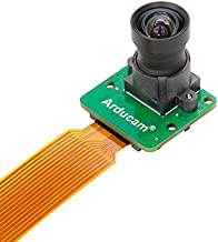 Arducam Mini 12.3MP HQ Camera for Nvidia Jetson Nano and Xavier NX, 1/2.3 Inch IMX477 Camera Module with M12 Mount Lens