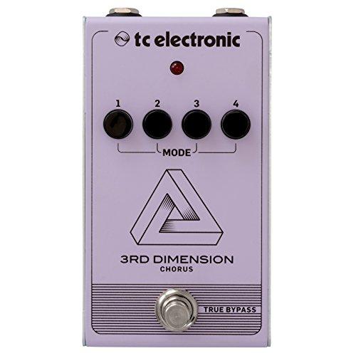 TC Electronic 000-cq000–000103. Dimension Vintage Analog Chorus Pedal