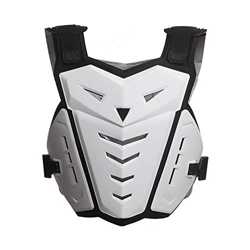 ATpart Protection Dorsale Moto Equitation Armure De Course Gilet Anti-Chute Veste Moto Garde Corps...