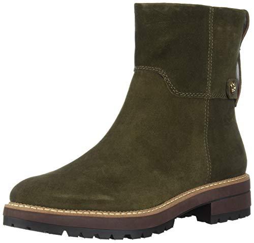 Franco Sarto Women's ROALBA2 Ankle Boot, Green, 6.5 M US