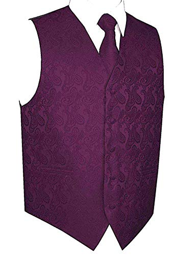 A neck tie to match the vest is a great idea for silk 4th anniversary gifts for him.