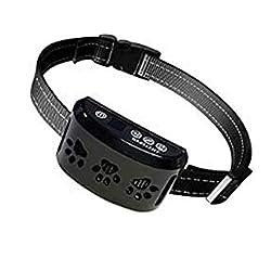 Fusoo Collar Antiladridos para Perros, Automático Spray Citronela Collares Antiladridos Perros Pequeños Medianos Grandes, Ajustble Collar Ladridos Perro