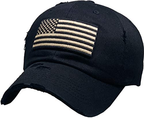 KBETHOS Tactical Operator Collection with USA Flag Patch US Army Military Cap Fashion Trucker product image