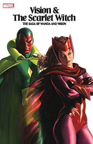 Compare Textbook Prices for Vision & The Scarlet Witch - The Saga Of Wanda And Vision TPB  ISBN 9781302928643 by Englehart, Steve,Mantlo, Bill,Heck, Don,Leonardi, Rick,Howell, Richard,Milgrom, Al