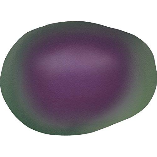 Cristaux de Swarovski 5125744 Perles Nacrées 5821 MM 11,0X 8,0 Crystal Iridescent Purple PR, 250 Pièces