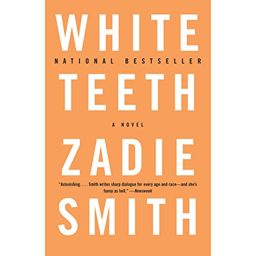 White Teeth audiobook cover art