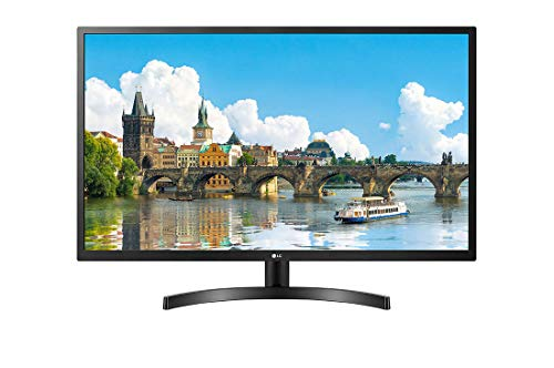 LG Monitor 31.5'' Full HD IPS con AMD FreeSync