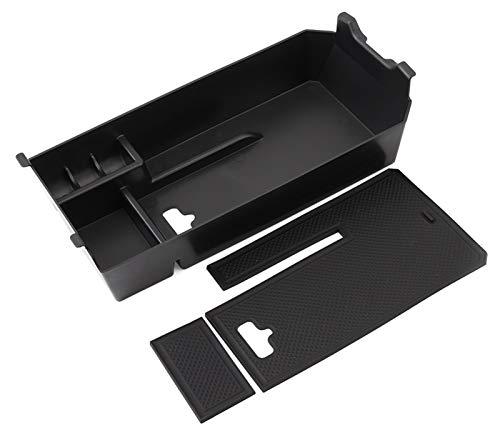 MAIOPA Nützlich Auto Armlehne Box Handschuh Box Tray Aufbewahrungsbox für Mercedes Benz C Klasse GLC260 GLC300 GLC200 W205 C180 C200 C260 2014 2015 2015 Geschenk für Automobilliebhaber