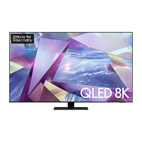 Samsung QLED 8K Q700T 138 cm (55 Zoll) (Quantum Prozessor 8K, Quantum HDR, Ultimate 8K Dimming Pro) [Modelljahr 2020]