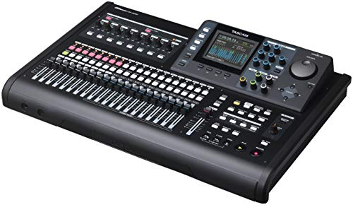 Tascam DP-32SD – Portastudio digital de 32 pistas