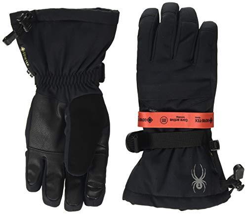 Spyder Damen Synthesis GTX Handschuhe, Black, M